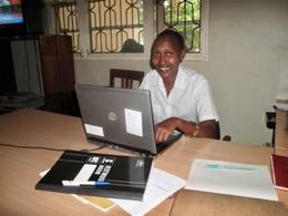 Ruth – vom Maasai Hirtenmädchen zur Akademikerin